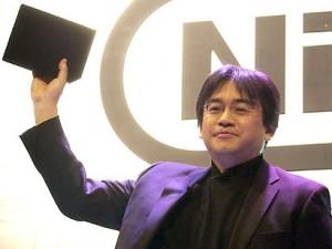 Satoru Iwata (foto Wikipedia)