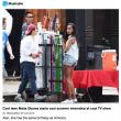 """Malia Obama, stage estivo sul set di """"Girls"""" per la first daughter"""