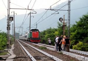 Tgv Parigi-Milano, bloccato in Val di Susa. Ipotesi sabotaggio