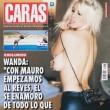 Wanda Nara, foto hot che incantano l'Argentina