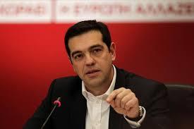 Alexis Tsipras (foto Ansa)