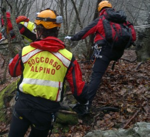Vicenza, escursionista ferito in montagna sopravvive 4 giorni mangiando grandine