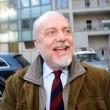 """Aurelio De Laurentiis vs poliziotti: """"Aggredito agente che non gli ha portato bagagli"""""""