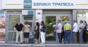 Banche Grecia non riaprono lunedì 20. Ue sblocca prestito ponte di 7,16 miliardi