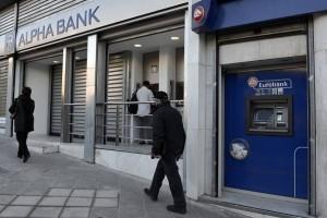 Grecia: banche chiuse, tetto prelievi a 60 € e trasporti gratis fino a venerdì