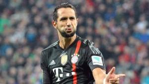 Medhi Benatia, 28 anni, difensore del Bayern Monaco (foto Ansa)