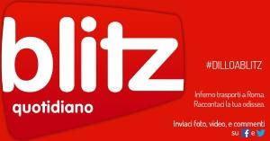 Atac Roma, una vita in attesa: con #dilloaBlitz raccontaci la tua odissea