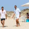 Fabio e Marco Borriello vacanze da single a Formentera FOTO 04