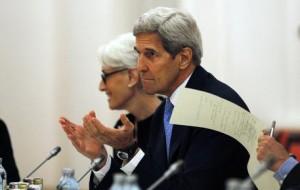 Il Segretario di Stato Usa John Kerry (Ansa)