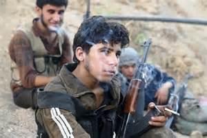 Giovani jihadisti