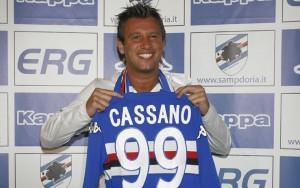 Calciomercato Sampdoria: Antonio Cassano torna. Ma con una clausola precisa...
