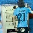 Edinson Cavani versione citofono, pulsante sul sedere dopo il dito di Jara FOTO