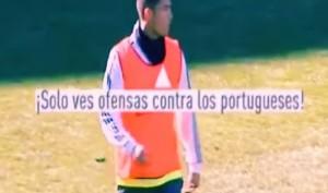 VIDEO YouTube - Cristiano Ronaldo-Benitez, prime scintille per un gol annullato