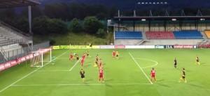 VIDEO YouTube - Damiano Tommasi gol in La Fiorita-Vaduz a 41 anni