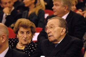 Livia Danese, vedova di Giulio Andreotti, è morta