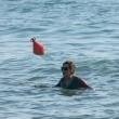 Daniela Santanchè, vacanze al Twiga: partite a racchettoni e bagni in mare22