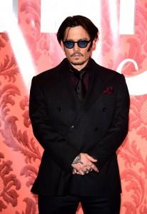 Mostra del Cinema di Venezia, Johnny Depp sul red carpet con Black Mass