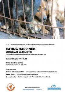 """Eating happiness"": ecco perché in Oriente si mangia carne cane, il documentario"