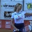 Raffaella Fico, Anna Falchi e Francesca Cipriani al trofeo VIp di tennis