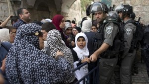 Spianata Moschee, Hamas proclama 'giornata collera'