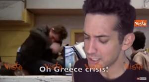 """VIDEO YouTube, """"Greece"""": musical-parodia sulla crisi greca"""