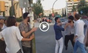 """VIDEO YouTube - Gonzalo Higuain picchia tifoso che gli dice: """"Non sai tirare rigori"""""""