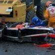 VIDEO YouTube - Jules Bianchi, le immagini del terribile incidente in Giappone