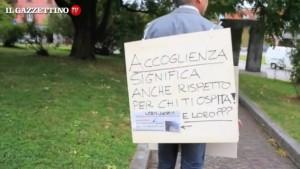 """Udine, proteste profughi contro Cri. Prefetto: """"In arrivo altri 100mila afghani"""""""