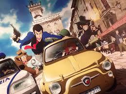 """Lupin III: L'avventura italiana"""