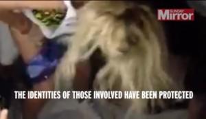 Magaluf, sesso in mezzo alla strada... VIDEO finisce su siti porno