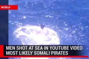 VIDEO YouTube - Sparano a uomini in mare: filmato trovato su cellulare alle Fiji