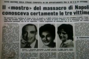 Napoli, strage via Caravaggio del 1975: chiesta archiviazione, massacro resta mistero