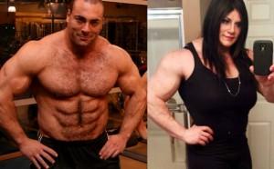 Matt Kroc trans, campione sollevamento pesi diventa Janae Maria FOTO