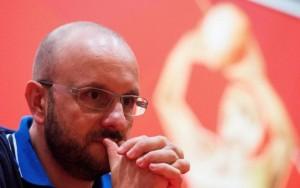 Mauro Berruto (foto Ansa)
