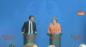"""VIDEO YouTube. Merkel su Grecia: """"Senza responsabilità non c'è compromesso"""""""