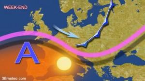 Previsioni meteo: aria fresca in arrivo, ma nel week-end torna il caldo