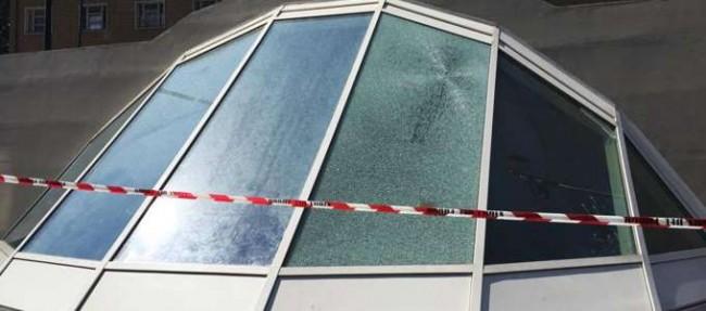Metro C, vandali stazione Pigneto FOTO: chiusa per danni 6 giorni dopo inaugurazione
