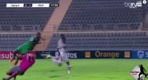 VIDEO YouTube - Rudy N'Diaye, scontro con portiere e vertebre rotte. Rischia paralisi