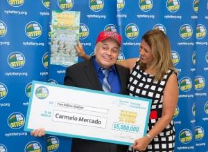 pompiere scampato all'11 settembre vince 5 mln alla lotteria di New York