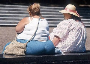 Donne obese