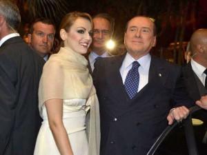 Francesca Pascale compie 30 anni: cena a casina Valadier con Berlusconi e amici
