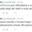 """Federica Pellegrini contro comune Verona: """"Piscina bollente ho rischiato di svenire"""""""