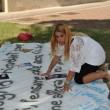 Pesaro: Ismaele Lulli, parenti e amici ai funerali 14