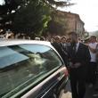 Pesaro: Ismaele Lulli, parenti e amici ai funerali 4