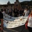Pesaro: Ismaele Lulli, parenti e amici ai funerali