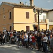 Pesaro: Ismaele Lulli, parenti e amici ai funerali 11