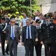 Pesaro: Ismaele Lulli, parenti e amici ai funerali 9