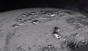 Plutone, in viaggio sulle montagne Norway e sulla pianura Sputnik