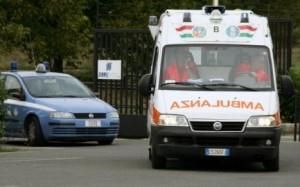 Lugo (Ravenna): uccide la moglie di 74 anni e tenta suicidio