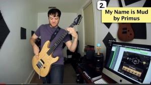 31 giri di chitarra di canzoni famose in un minuto